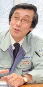 丸山修プロフィール写真